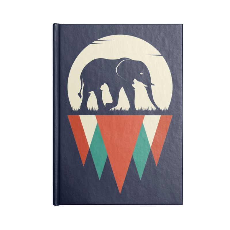 MOMENTUM - THE HIDDEN WILD SIDE Accessories Notebook by EHELPENT