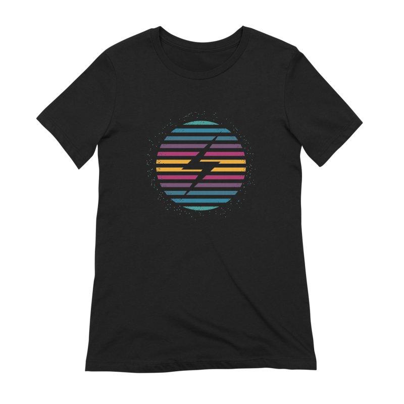FLASH AND PANACHE Women's T-Shirt by EHELPENT