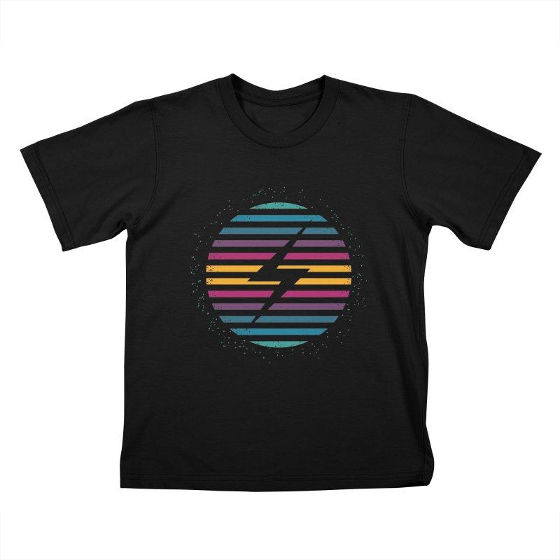 FLASH AND PANACHE Kids T-Shirt by EHELPENT