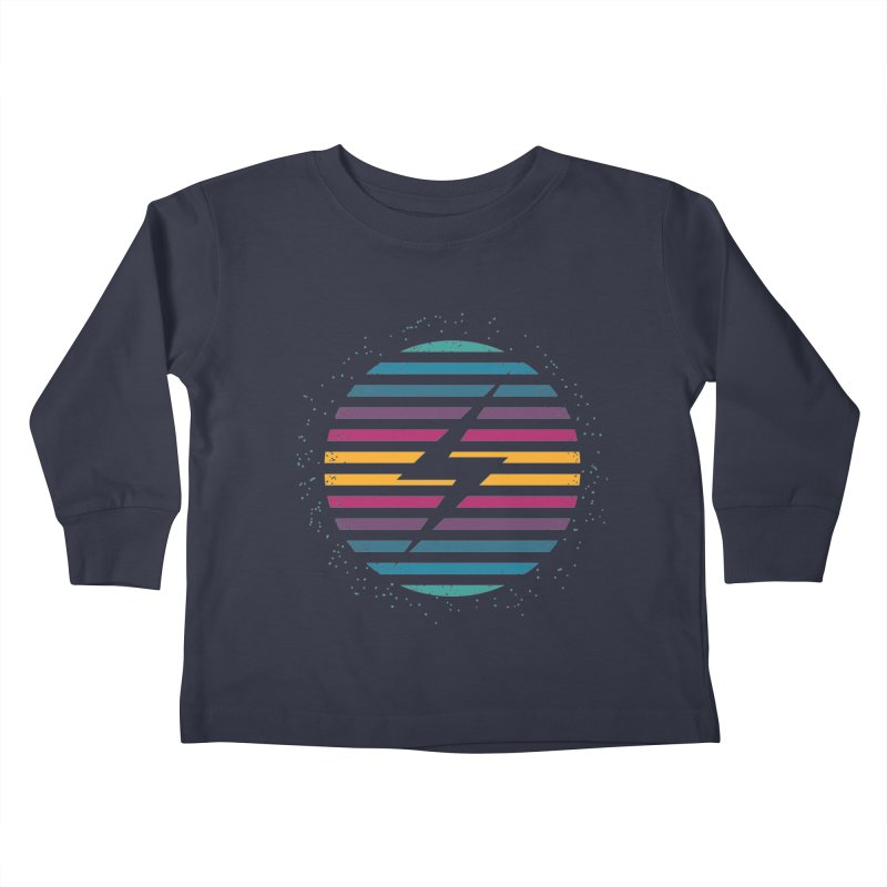 FLASH AND PANACHE Kids Toddler Longsleeve T-Shirt by EHELPENT