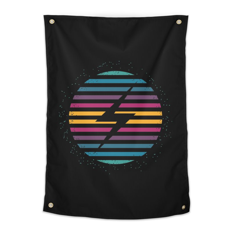 FLASH AND PANACHE Home Tapestry by EHELPENT