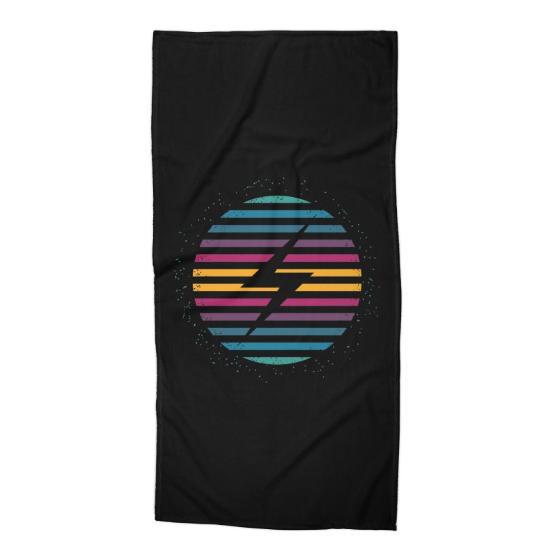 FLASH AND PANACHE Accessories Beach Towel by EHELPENT