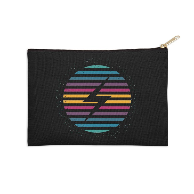 FLASH AND PANACHE Accessories Zip Pouch by EHELPENT