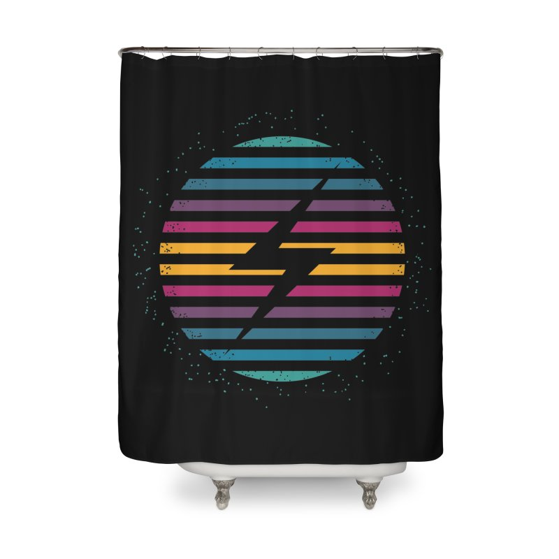 FLASH AND PANACHE Home Shower Curtain by EHELPENT