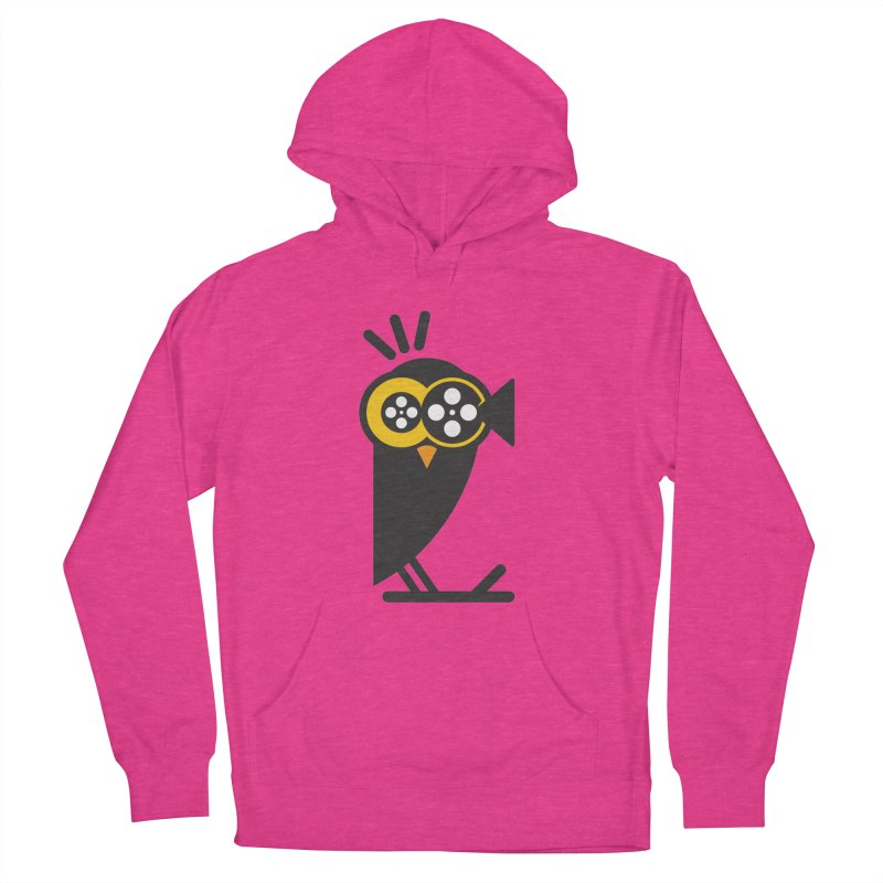 VIDEO OWL Women's Pullover Hoody by EHELPENT