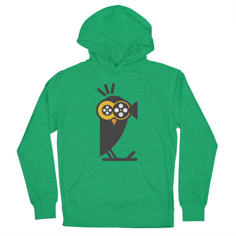 VIDEO OWL Men's Pullover Hoody by EHELPENT