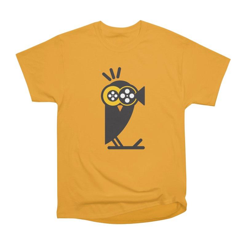 VIDEO OWL Men's Heavyweight T-Shirt by EHELPENT