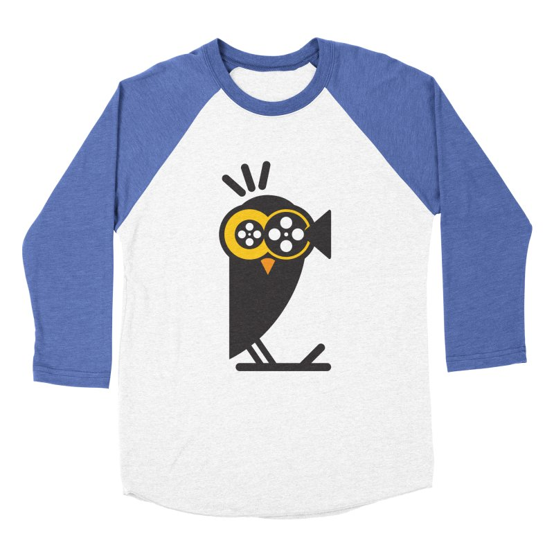 VIDEO OWL Women's Baseball Triblend T-Shirt by EHELPENT