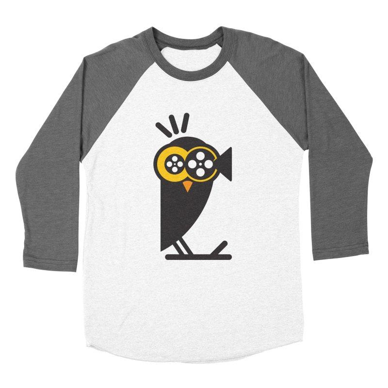 VIDEO OWL Women's Baseball Triblend T-Shirt by EHELPENT