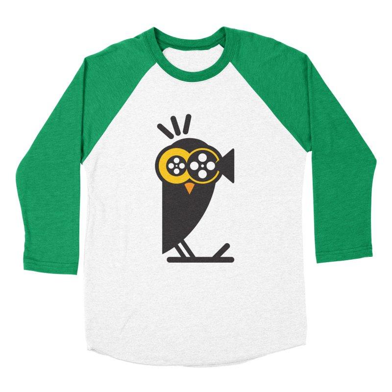 VIDEO OWL Men's Baseball Triblend T-Shirt by EHELPENT