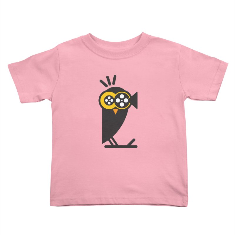 VIDEO OWL Kids Toddler T-Shirt by EHELPENT