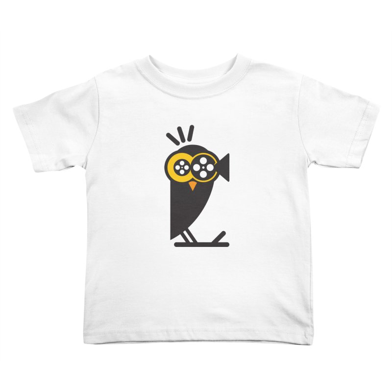 VIDEO OWL Kids Toddler T-Shirt by EHELPENT