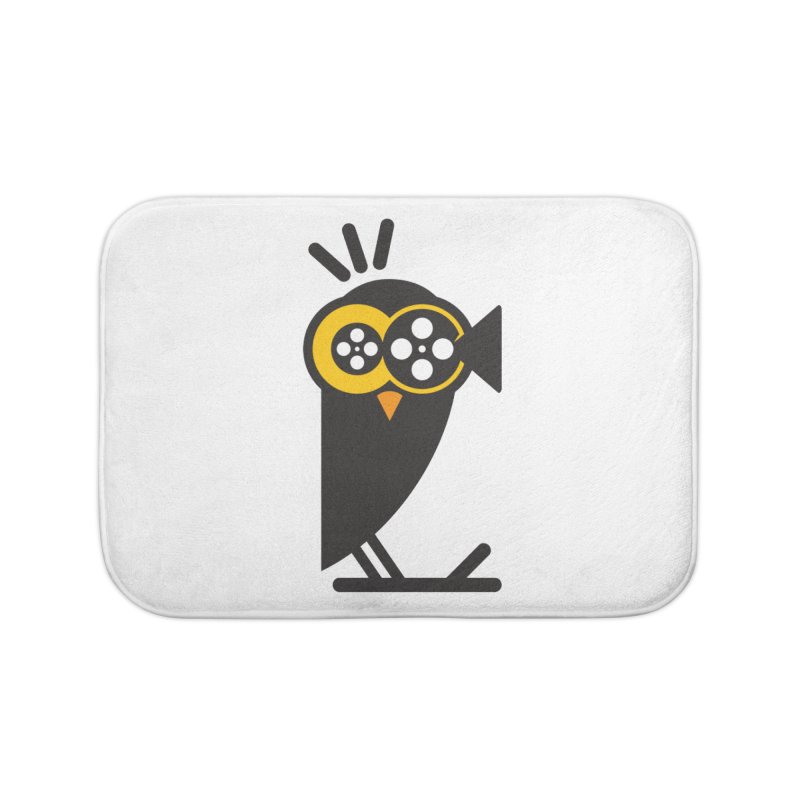 VIDEO OWL Home Bath Mat by EHELPENT