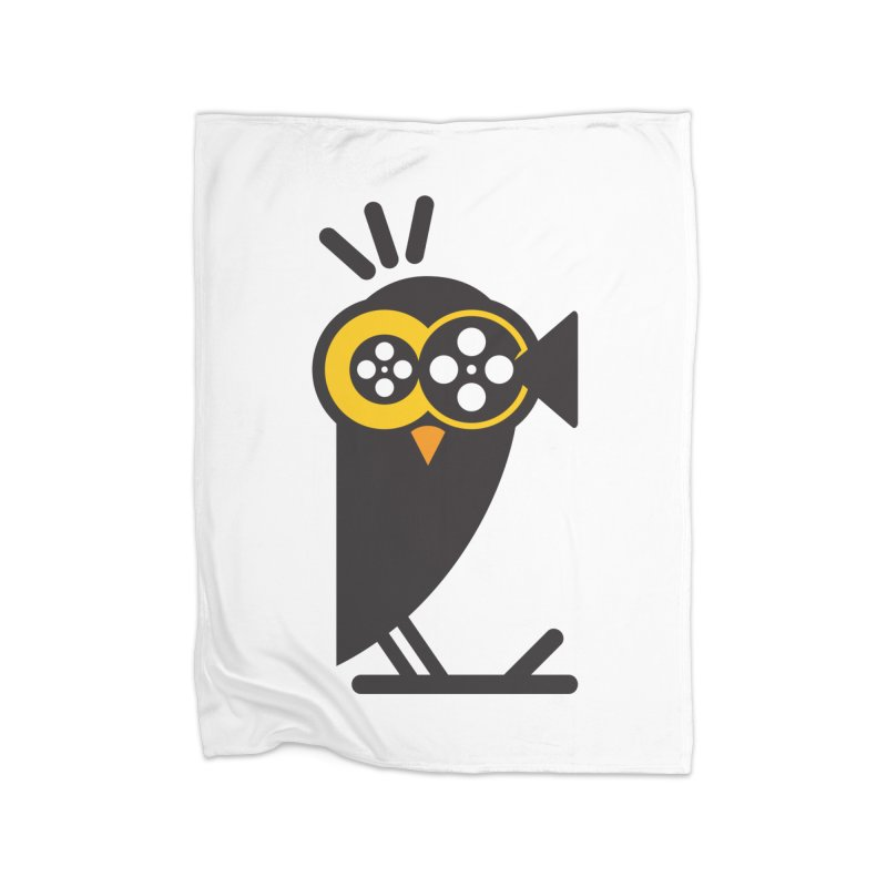 VIDEO OWL Home Blanket by EHELPENT