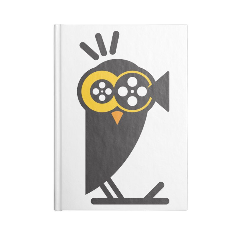 VIDEO OWL Accessories Notebook by EHELPENT