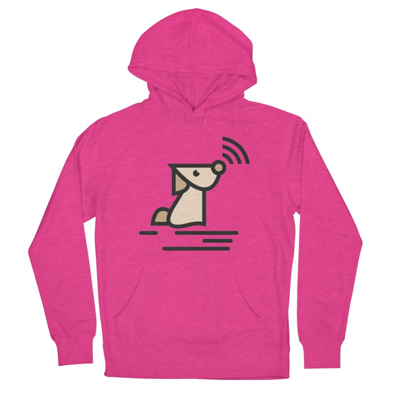 WIFI DOGI Women's Pullover Hoody by EHELPENT