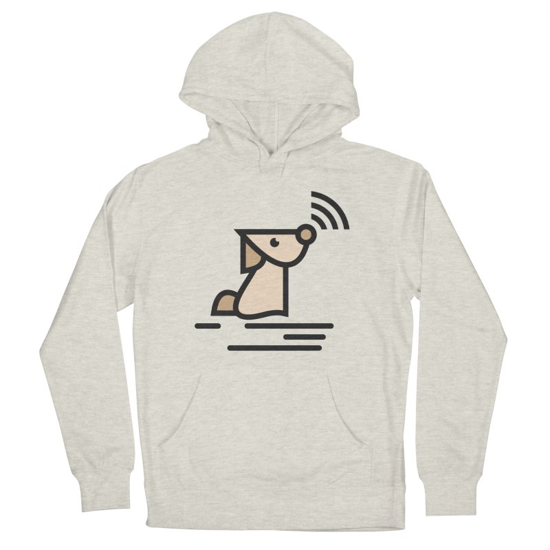 WIFI DOGI Men's Pullover Hoody by EHELPENT