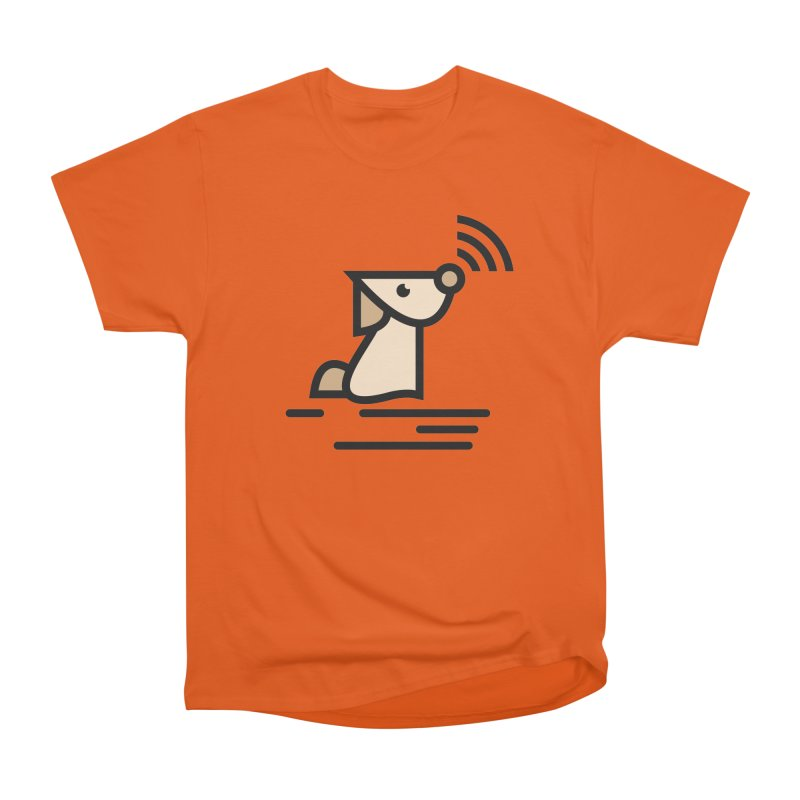 WIFI DOGI Women's Classic Unisex T-Shirt by EHELPENT