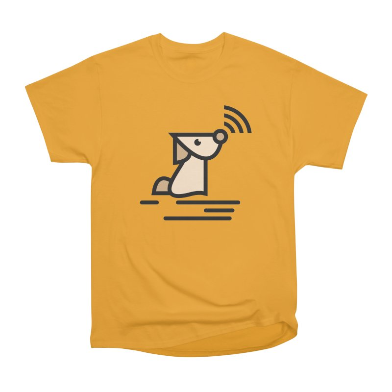WIFI DOGI Men's Classic T-Shirt by EHELPENT