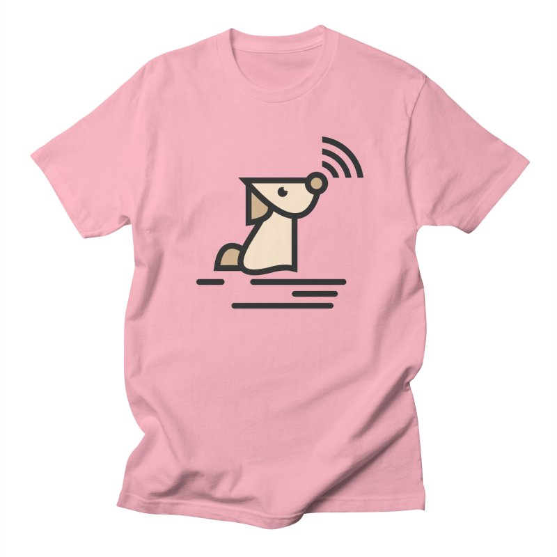 WIFI DOGI Women's Unisex T-Shirt by EHELPENT