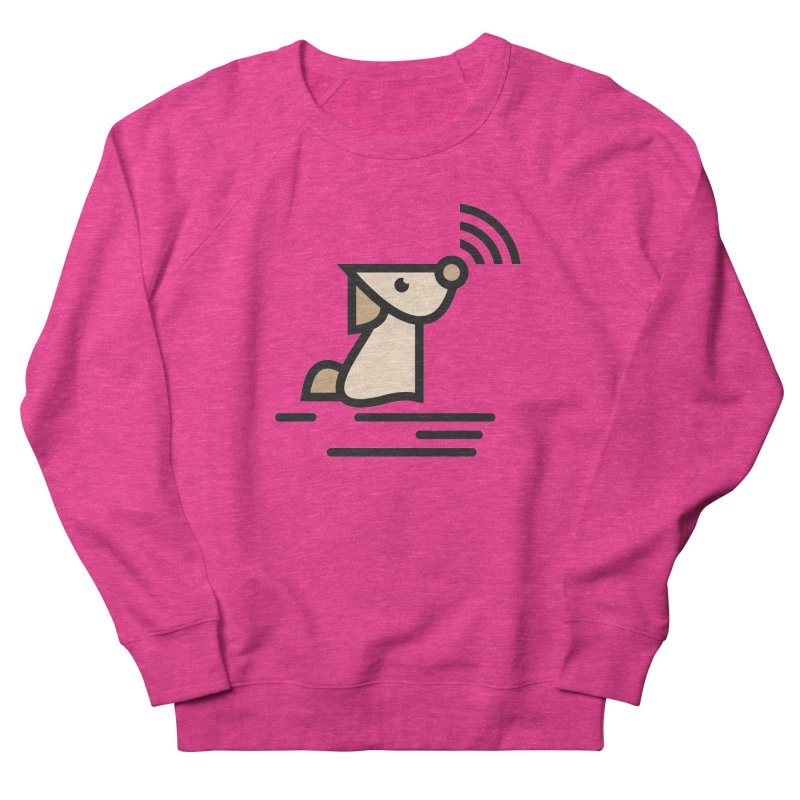 WIFI DOGI Men's Sweatshirt by EHELPENT