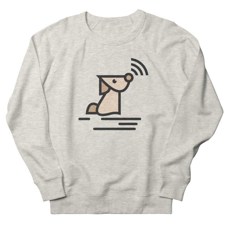 WIFI DOGI Men's Sweatshirt by EHELPENT