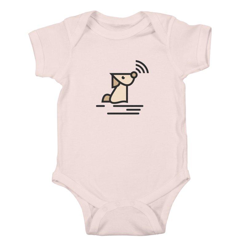 WIFI DOGI Kids Baby Bodysuit by EHELPENT