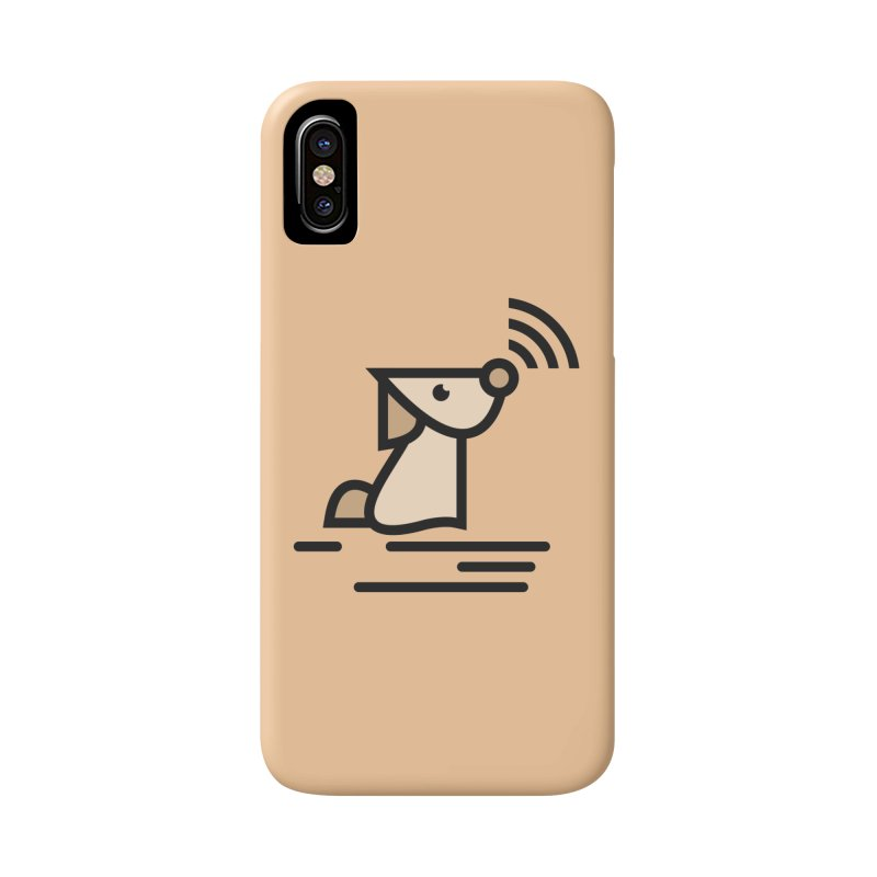 WIFI DOGI Accessories Phone Case by EHELPENT