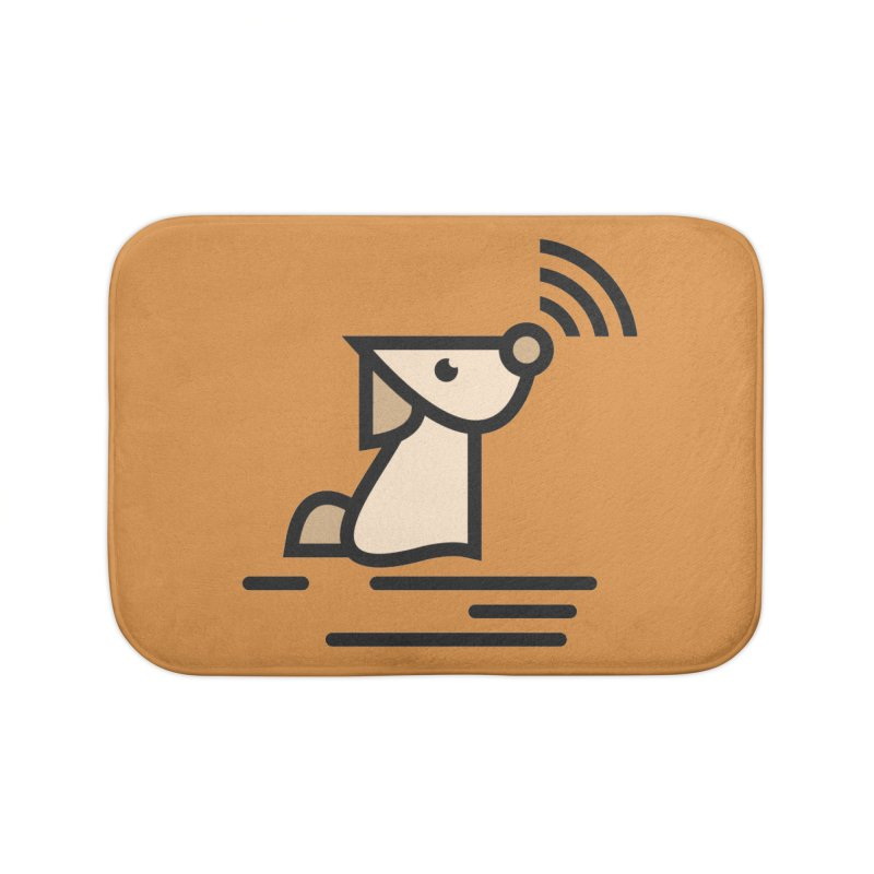 WIFI DOGI Home Bath Mat by EHELPENT