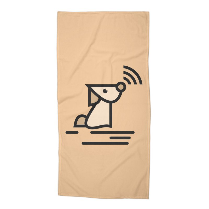 WIFI DOGI Accessories Beach Towel by EHELPENT