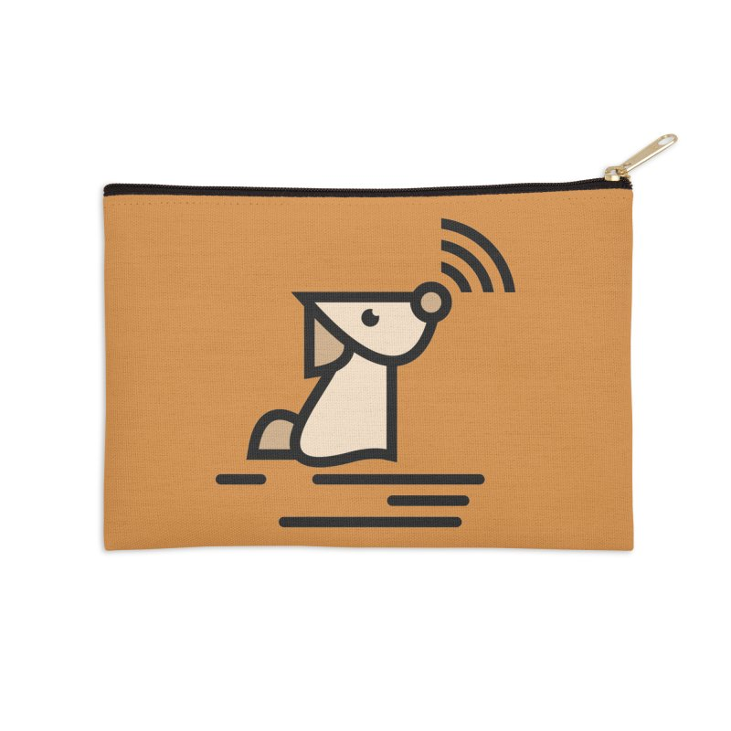 WIFI DOGI Accessories Zip Pouch by EHELPENT