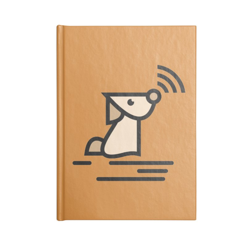 WIFI DOGI Accessories Notebook by EHELPENT