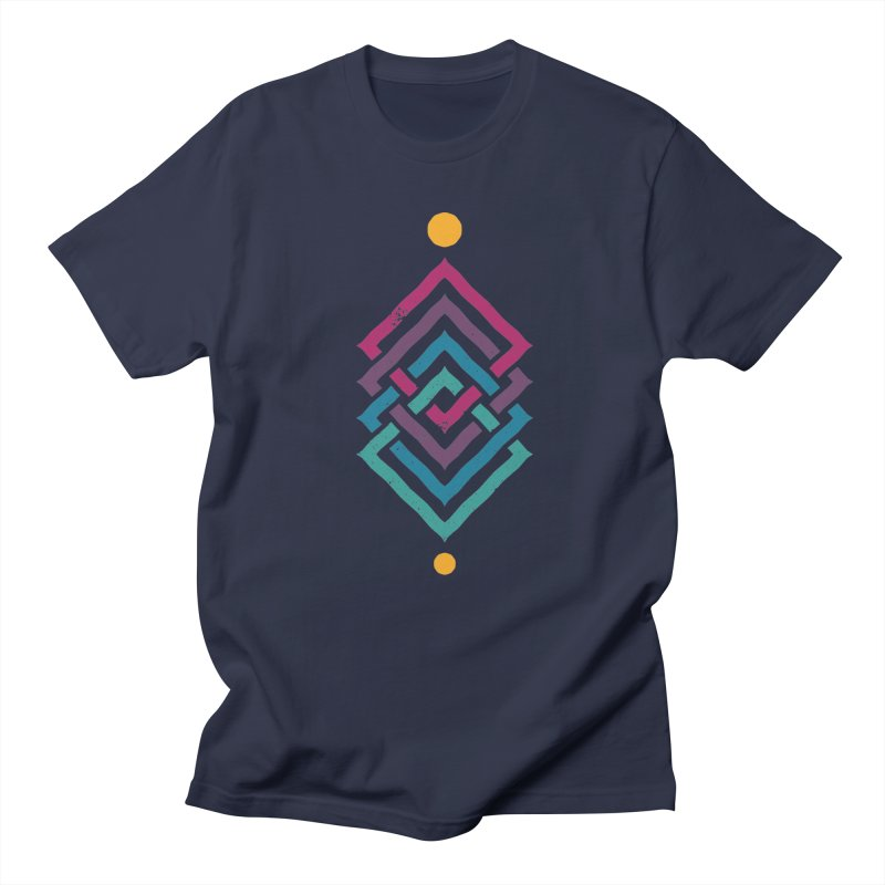 OUTSIDE THE LINK Women's Unisex T-Shirt by EHELPENT