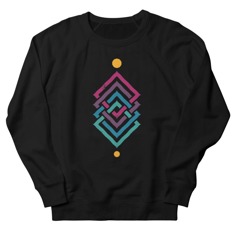 OUTSIDE THE LINK Men's Sweatshirt by EHELPENT