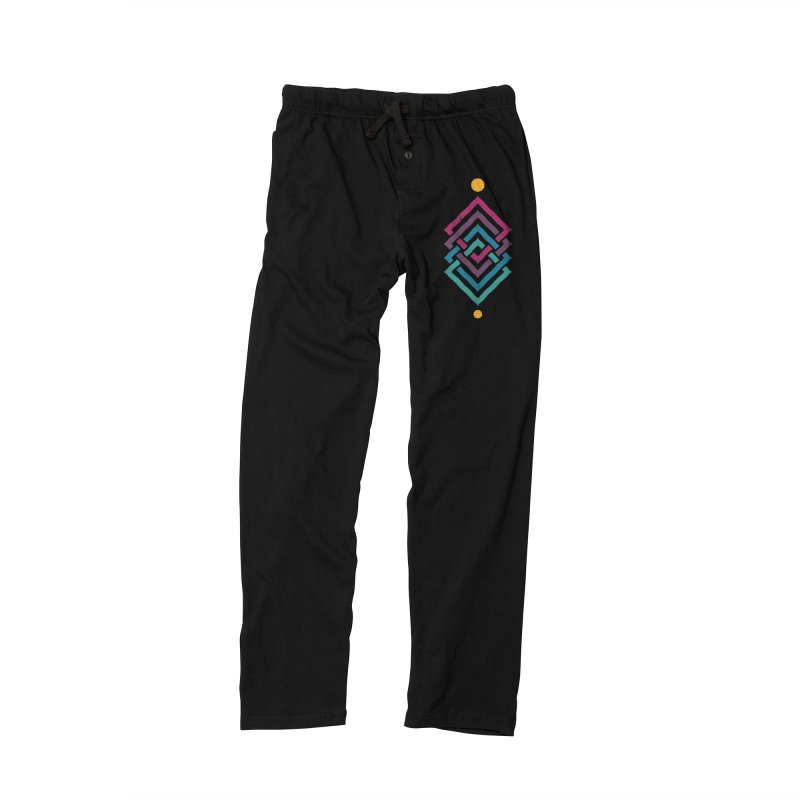 OUTSIDE THE LINK Men's Lounge Pants by EHELPENT