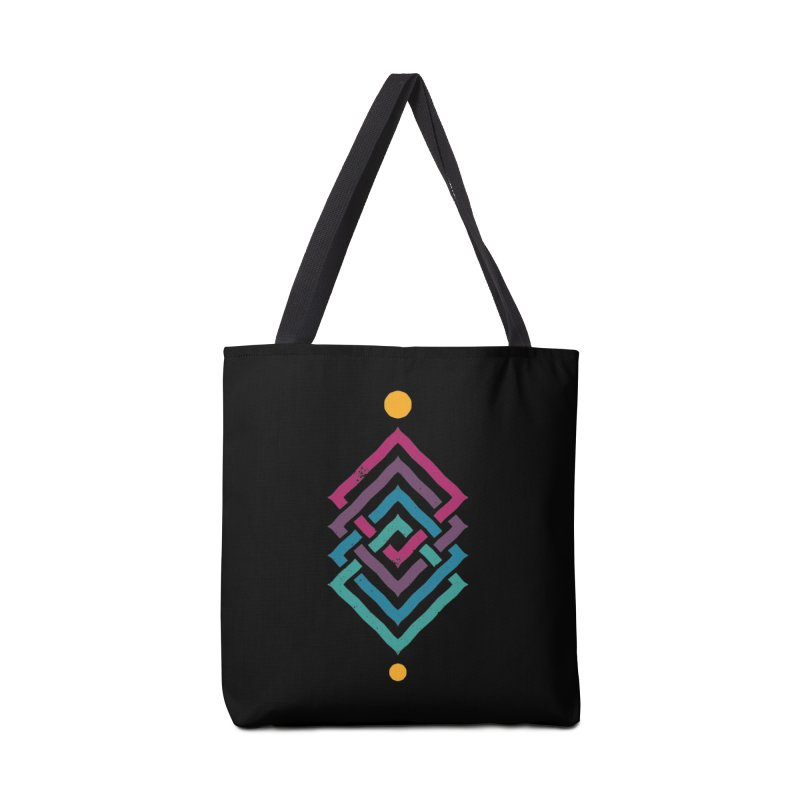 OUTSIDE THE LINK Accessories Bag by EHELPENT