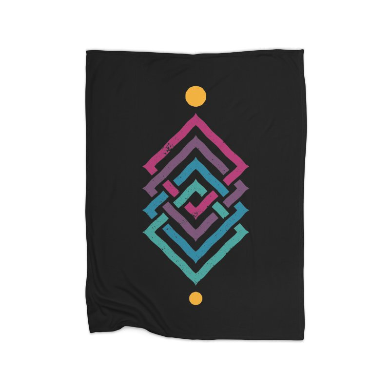 OUTSIDE THE LINK Home Blanket by EHELPENT