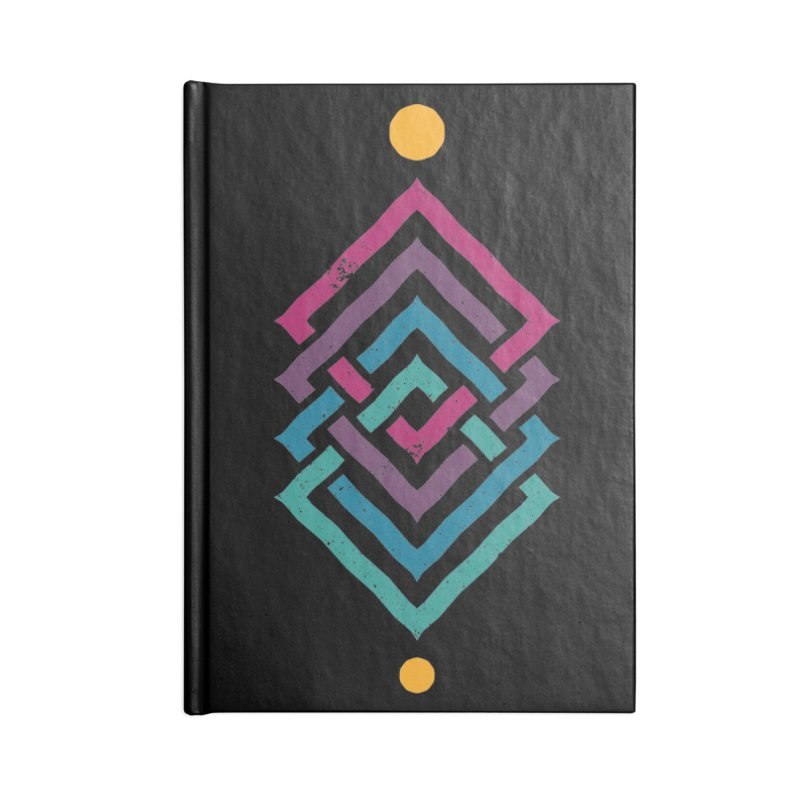OUTSIDE THE LINK Accessories Notebook by EHELPENT