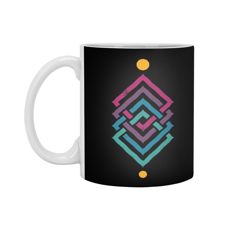 OUTSIDE THE LINK Accessories Mug by EHELPENT