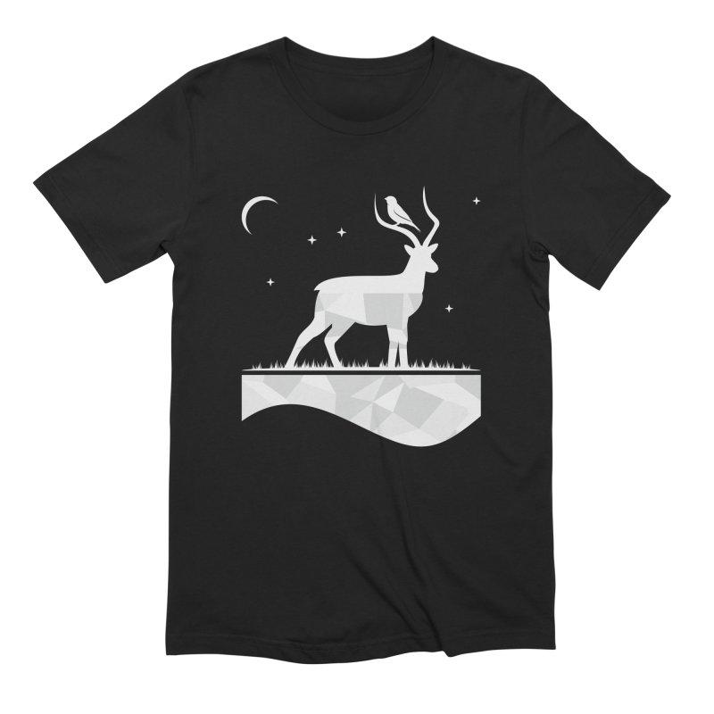 FRIENDSHIP Men's Extra Soft T-Shirt by EHELPENT