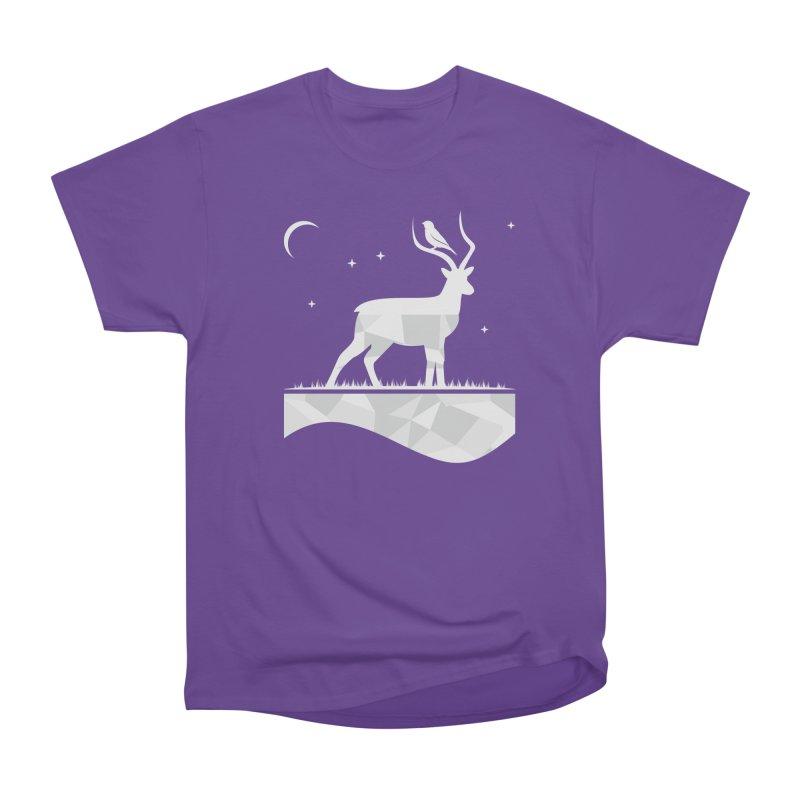 ASSYMETRY Women's Heavyweight Unisex T-Shirt by EHELPENT