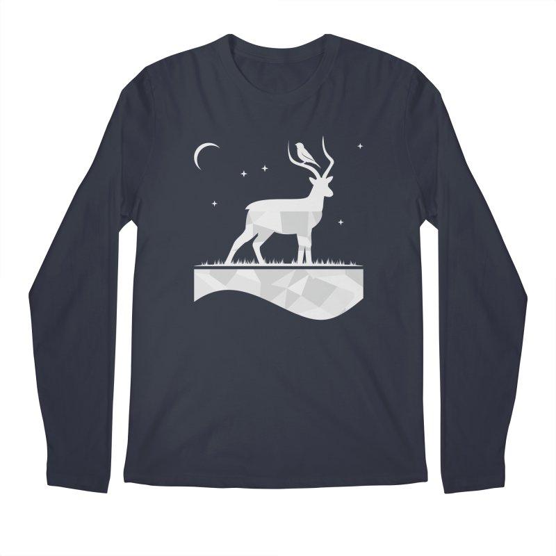 ASSYMETRY Men's Longsleeve T-Shirt by EHELPENT