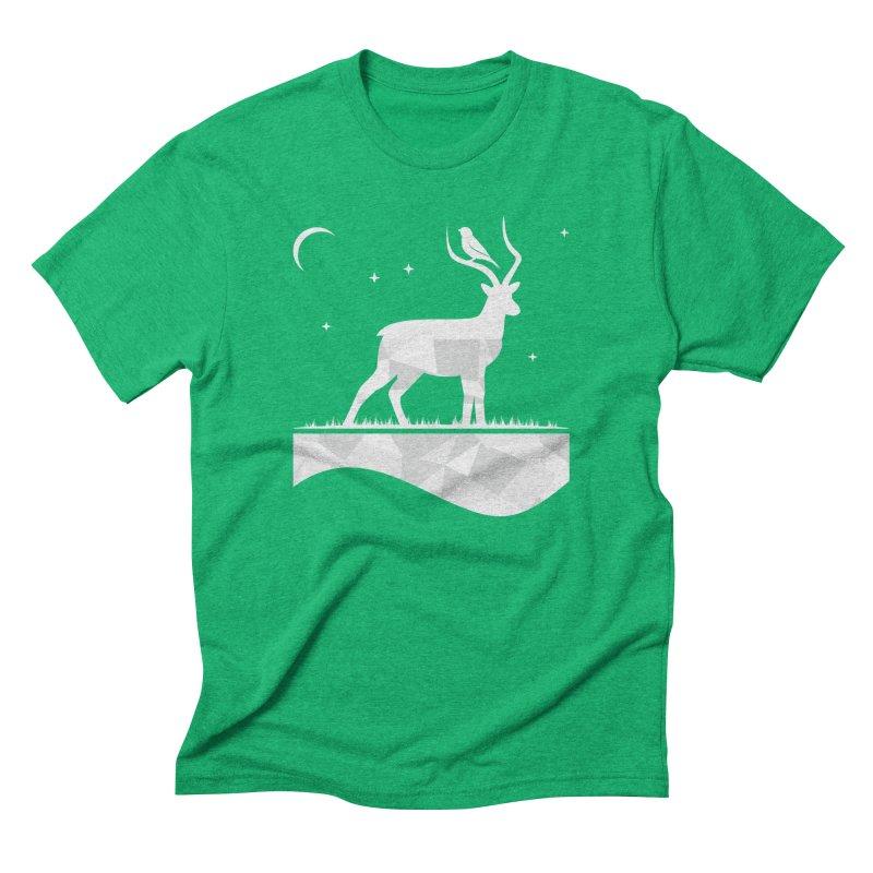 ASSYMETRY Men's Triblend T-Shirt by EHELPENT