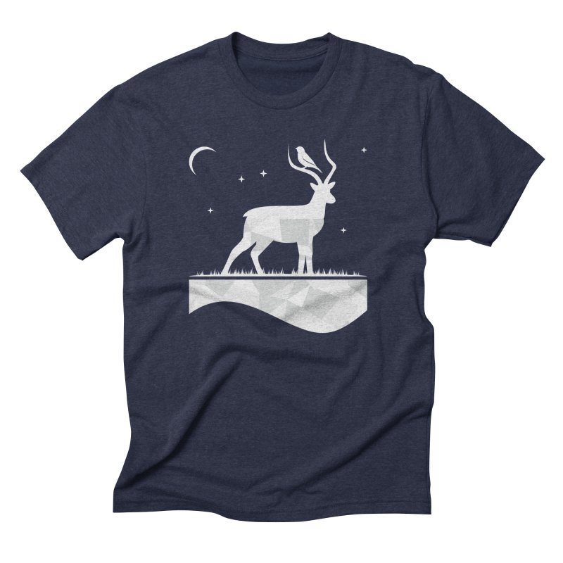FRIENDSHIP Men's Triblend T-Shirt by EHELPENT