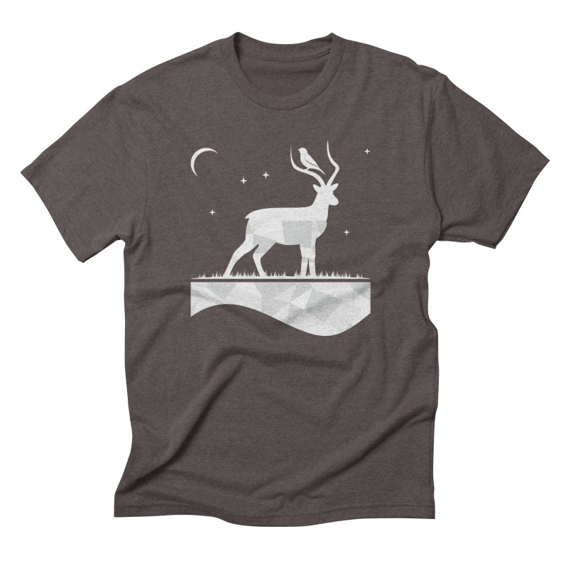 ASSYMETRY Men's Triblend T-Shirt by EHELPENT