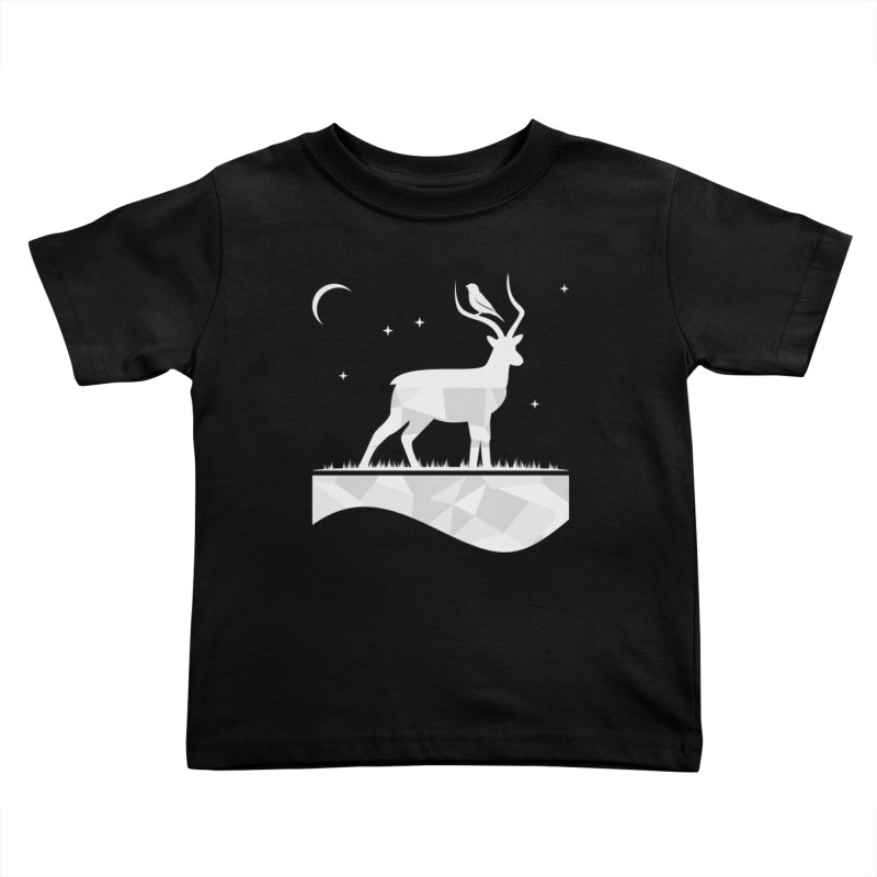ASSYMETRY Kids Toddler T-Shirt by EHELPENT
