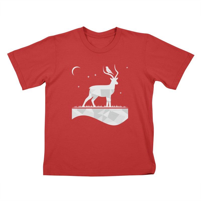 FRIENDSHIP Kids T-Shirt by EHELPENT