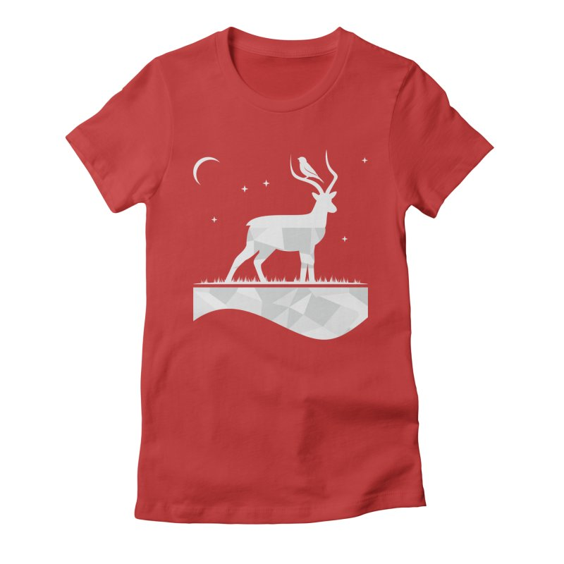 ASSYMETRY Women's T-Shirt by EHELPENT