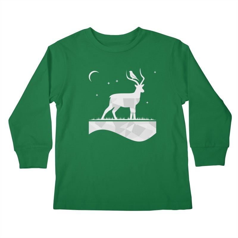 FRIENDSHIP Kids Longsleeve T-Shirt by EHELPENT