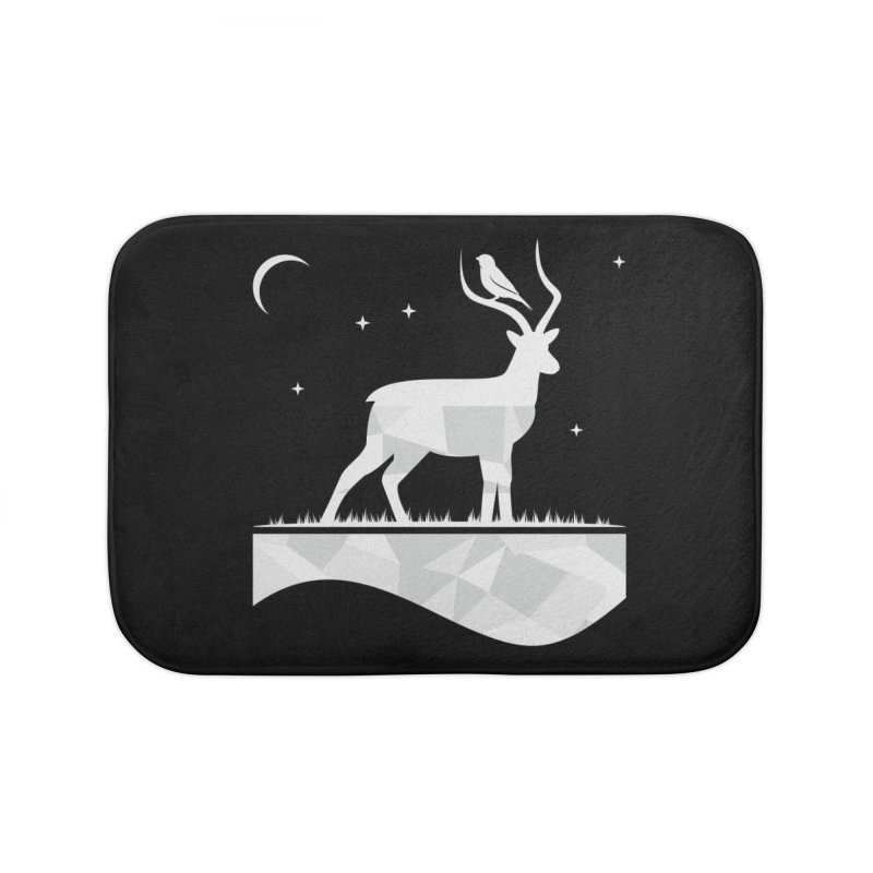 ASSYMETRY Home Bath Mat by EHELPENT